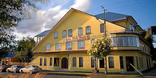 Hotel Charles Darwin (IT)